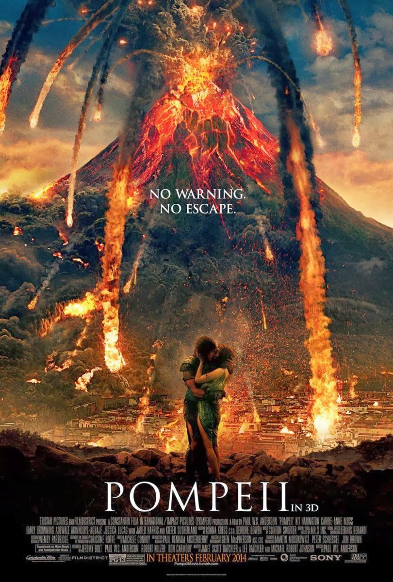 Pompeya (Pompeii) 2014