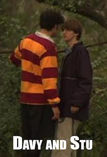 Corto Gay: Davy And Stu
