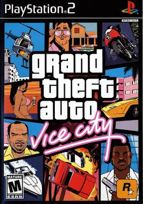 Grand Theft Auto: Vice City PT BR – PS2