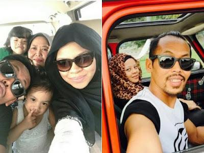 Siti Sarah Raisuddin Kini Berhijab