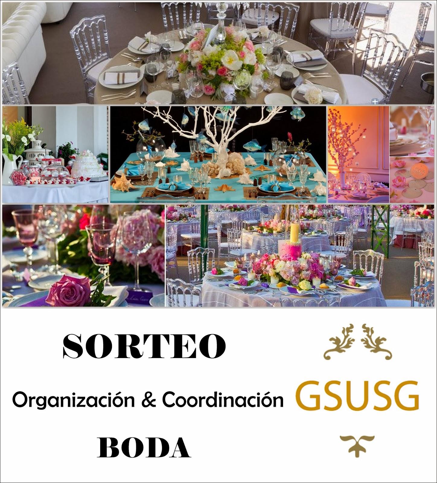 GSUSG vestidos de novia y fiesta wedding planner blog mi boda gratis sorteo