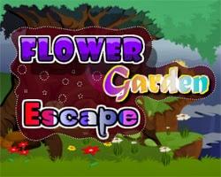 Solucion Flower Garden Escape Guia