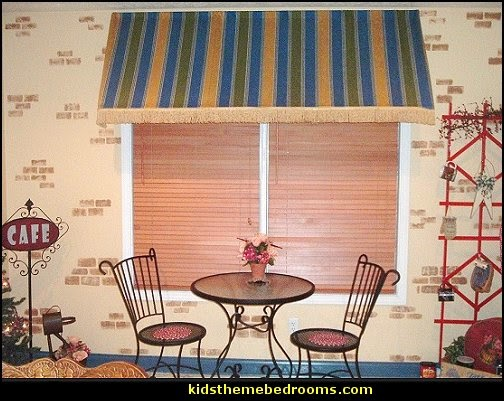Bistro Style Decorating Ideas French Country Theme Decorating Ideas