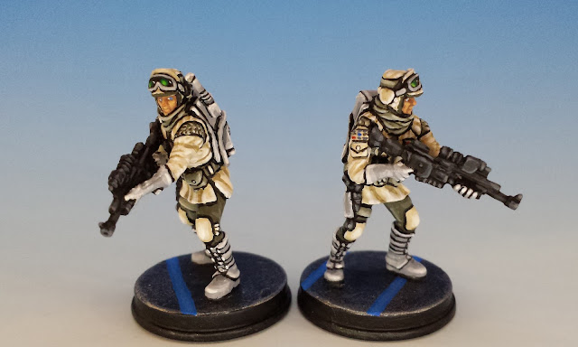 Echo Base Troopers, Imperial Assault FFG 2015