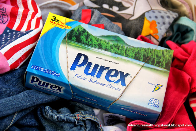 Purex Dryer Sheets