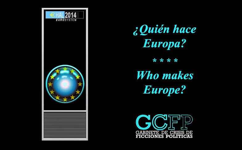 Gabinete de crisis de ficciones políticas / Crisis Cabinet of Political Fictions