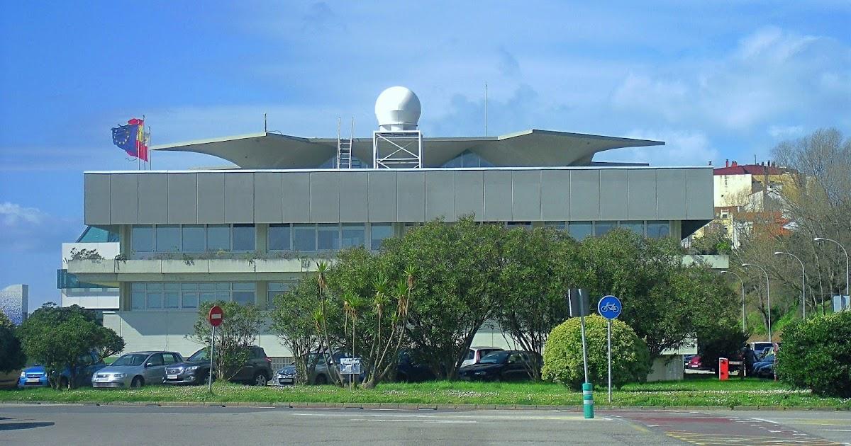La ciudad habla edificio centro oceanografico de santander - Club nautico santander ...
