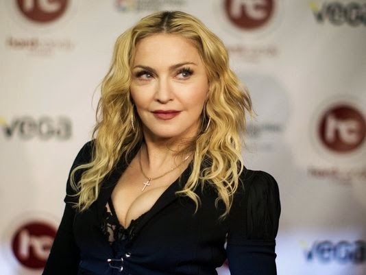 Madonna releases six new songs on iTunes