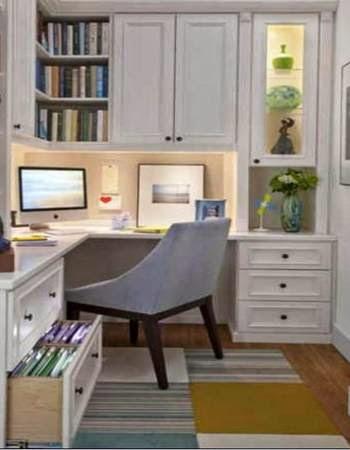 Tips Desain Ruang Kerja Minimalis