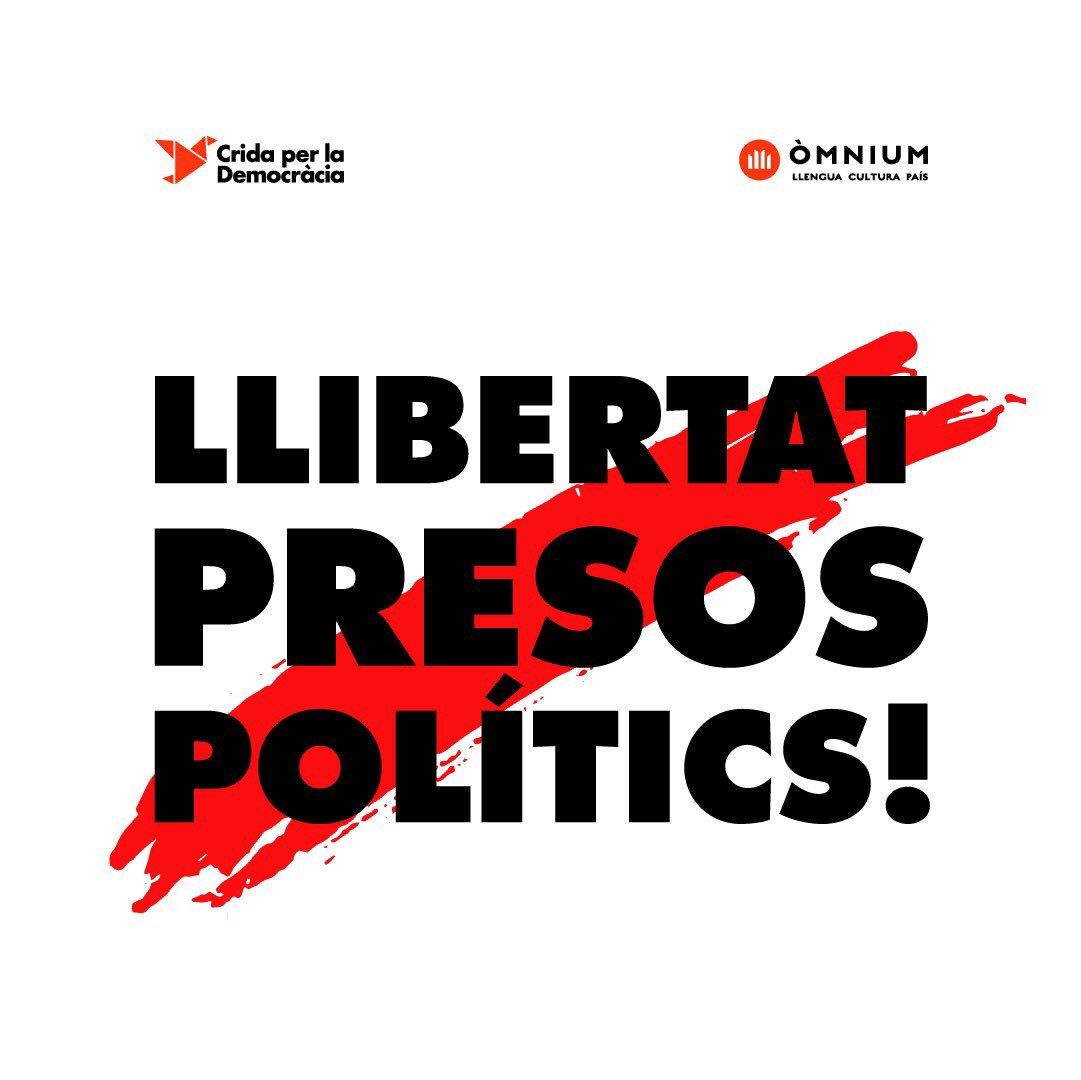 LLIBERTAT PRES@S POLÍTICS!!!