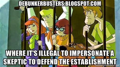 Debunker Busters