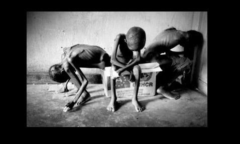 Wyprawy Motocyklowe Endurovoyager Klęska Głodu W Afryce