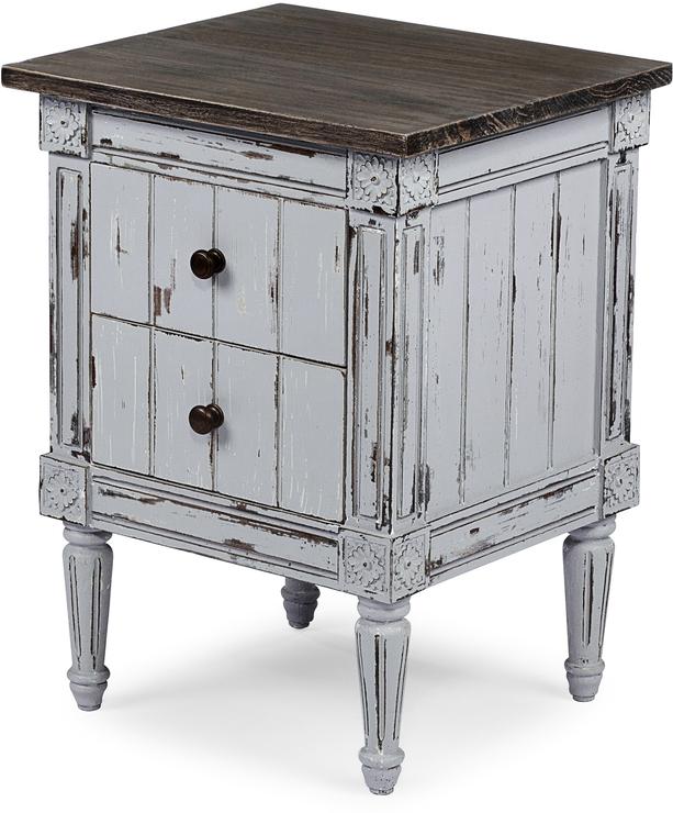 Restauraci n de muebles nave jardin reciclaje de muebles - Muebles de colores pintados ...