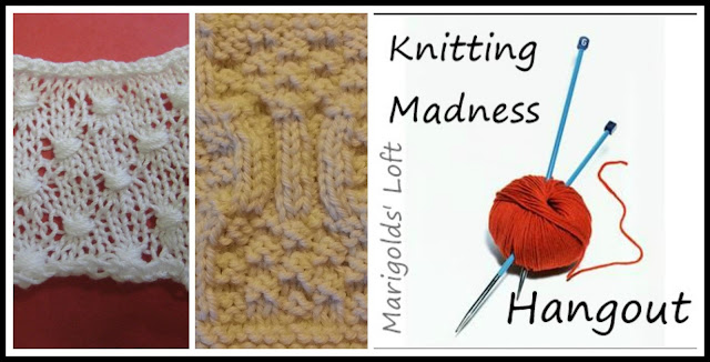 knitting madness swatch