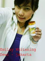 Bukti testimoni emilay whitening terbaru