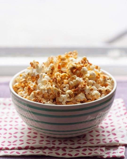 5 Gambar Step by step Resipi Mudah Hasilkan Homemade Popcorn