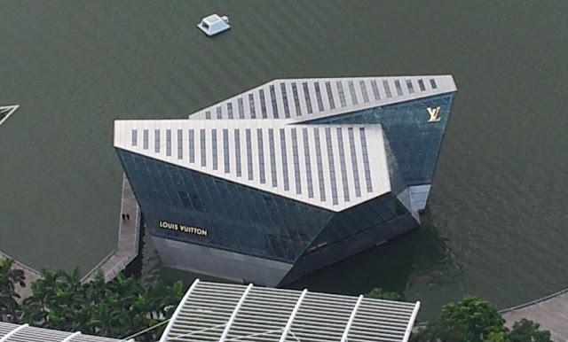 Louis Vuitton Island