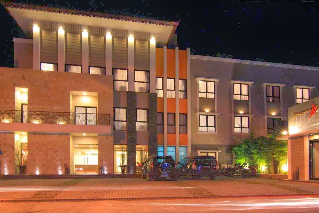 15 Hotel Baru Di Jogja