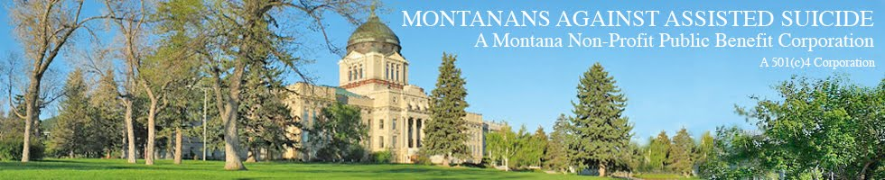 Montanans Against Assisted Suicide