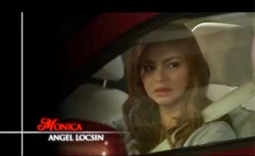 Angel Locsin as Monica Santiago The Legal Wife