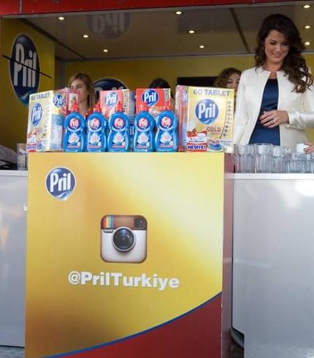 Buralı Olmayanlar Lokali-Pril Ankara Lansmanı