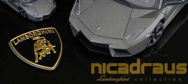 Nicadraus' Lamborghini collection