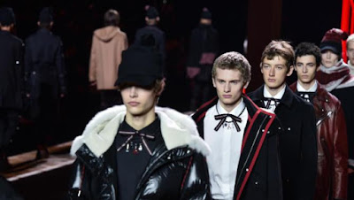 DIOR HOMME FALL 2017