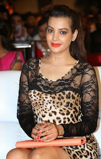 Actress Deeksha Panth Picture Gallery in Short Dress at Ee Varsham Sakshiga Movie Audio Launch  39