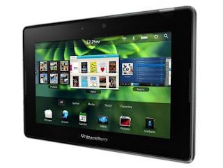Harga dan Spesifikasi BlackBerry PlayBook Tablet