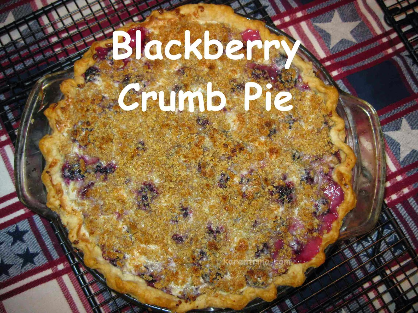 Best Blackberry Pie