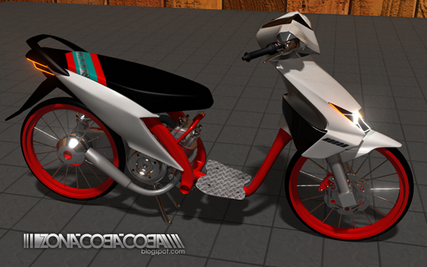 3Ds Max MODEL honda BEAT