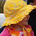 خياطة وتفصيل قبعة اطفال