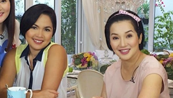 Kris Aquino re-follows Judy Ann Santos on Instagram