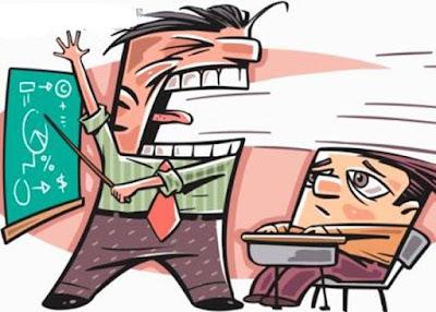Cara Mengajar yang Salah dan Jangan dilakukan !