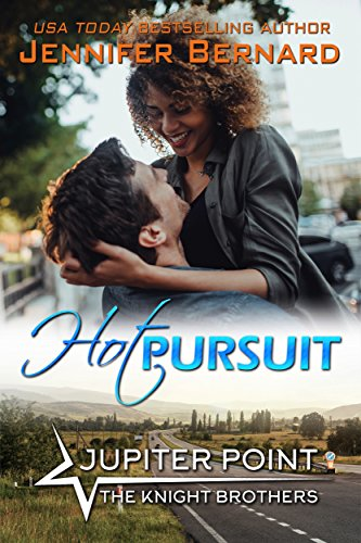 Hot Pursuit (Jupiter Point Book 5) by Jennifer Bernard (CR)