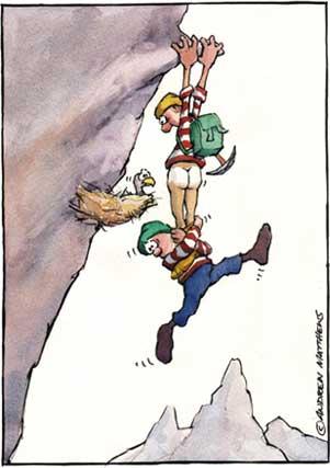 Perlengkapan dalam Pendakian