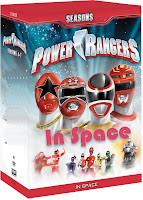 Power Rangers no Espao Online