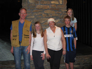 Coburn Family at Peek n Peak