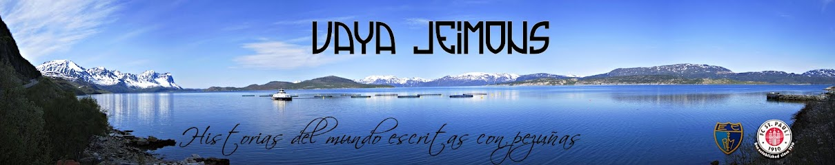 Vaya Jeimons!!!