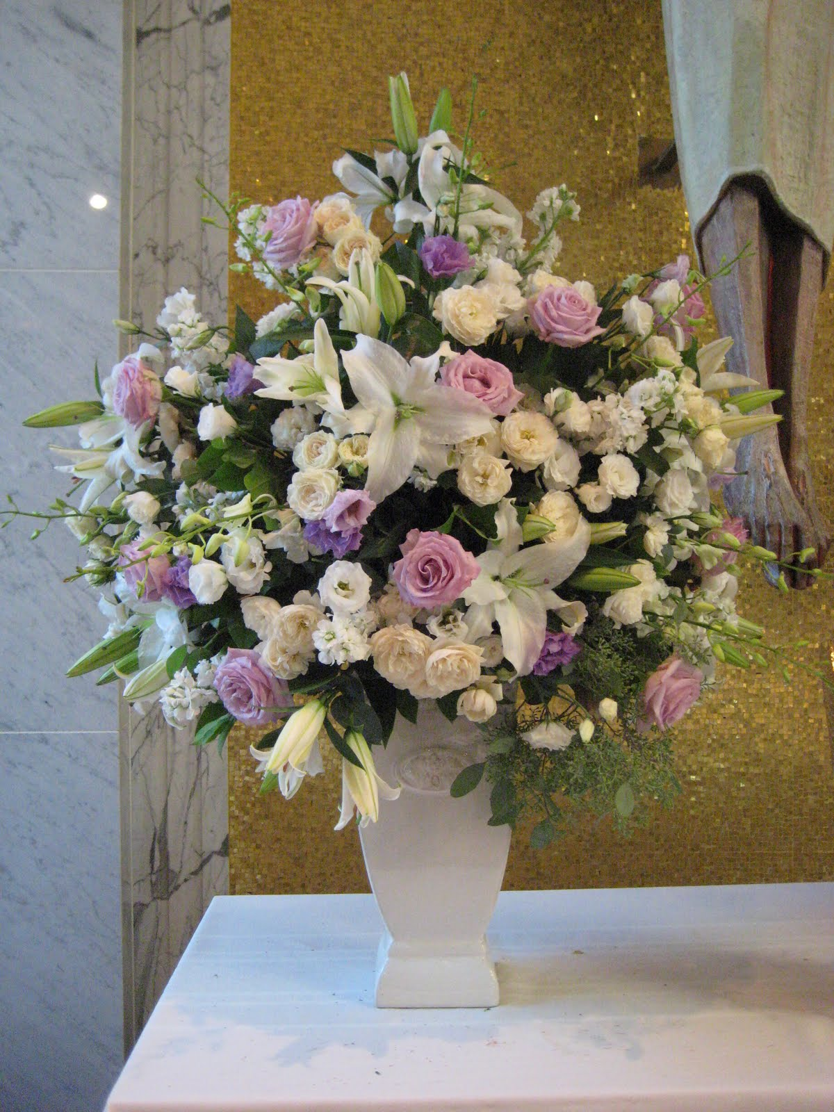 Helen Olivia Flowers  Large Scale Arrangements