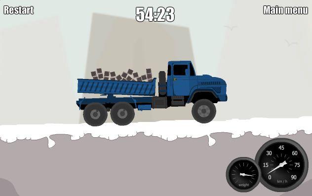 videos de camiones juegos de camiones kamaz