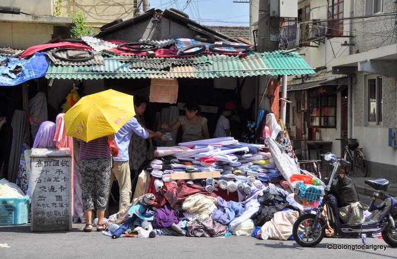 Fabric, Lujiabang Lu