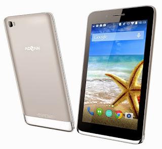 Harga dan Spesifikasi Android Tablet Advan T1Z Sigature