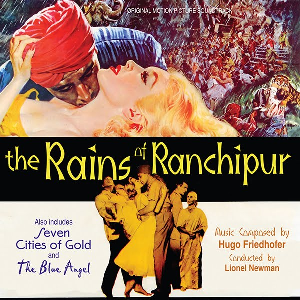 """The Rains of Ranchipur"" (1955)"