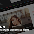 Spartan News Blog Magazine WordPress Theme