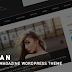 Spartan News Blog Magazine WordPress Theme