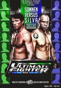 THE ULTIMATE FIGHTER BRASIL