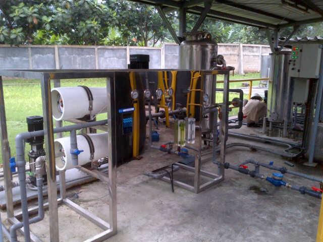 Filter Air RO Industri