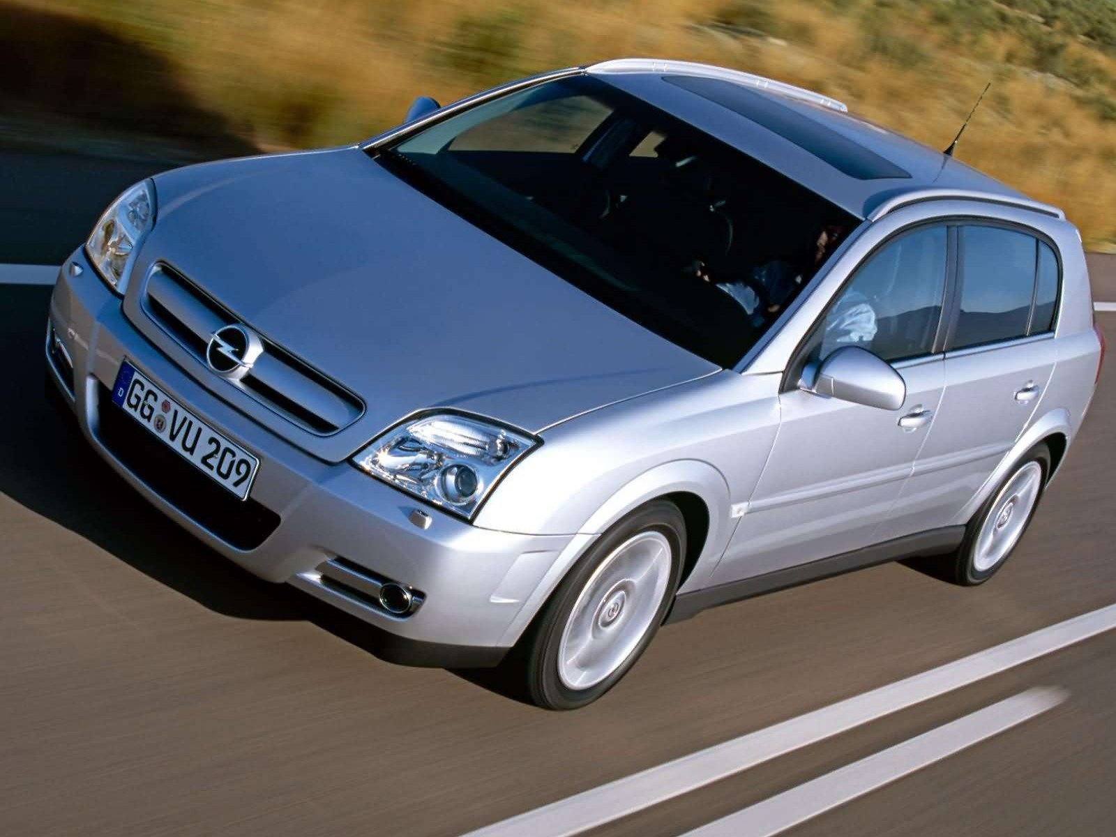 Car and car zone opel signum 30 dti 2003 new cars car reviews opel signum 30 dti 2003 vanachro Images