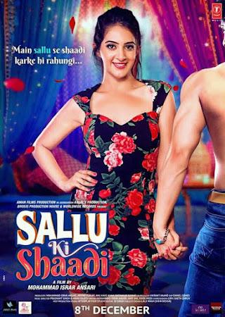 Poster Of Hindi Movie Sallu Ki Shaadi 2017 Full HD Movie Free Download 720P Watch Online